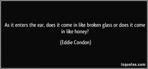 Quotes About Broken Glass