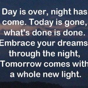 Good Night Prayer Quotes Good night time prayer for