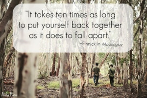 Book Quote #4~Finnick, Mockingjay (Hunger Games #3) by Suzanne ...