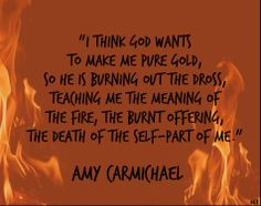 Amy Carmichael, Christian Missionary