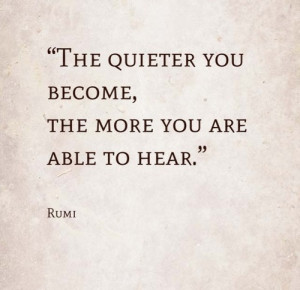 Jalal ad-Deen Rumi (Molavi) quotes