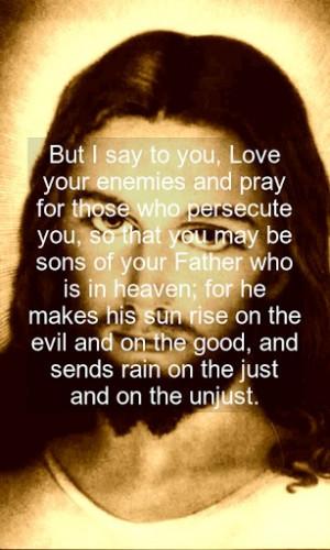Quotes Jesus Christ Words...
