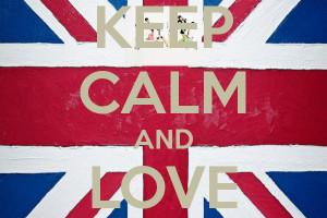 Keep Calm And Love Boyfriend