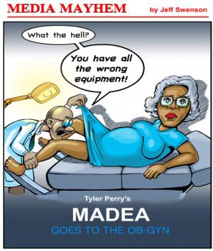Madea Madea goes to the Doctor's