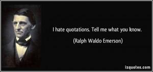 More Ralph Waldo Emerson Quotes