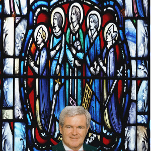 newt gingrich man of the year time. For the second time this year,
