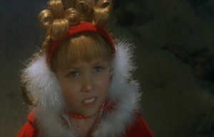 Cindy Lou Who Quotes and Sound Clips