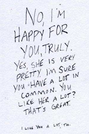 like you a lot too..