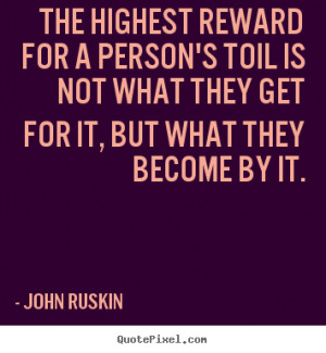 famous success quotes from john ruskin make personalized quote picture