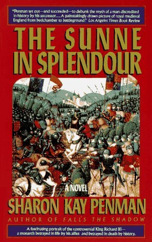 "Start by marking ""The Sunne in Splendour"" as Want to Read:"