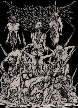 Bleeding Corpse Image Graphic Code