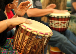 ... image for An Inspiring, Musical Weekend with The Delhi Drum Circles