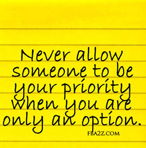 Options Priority Notes