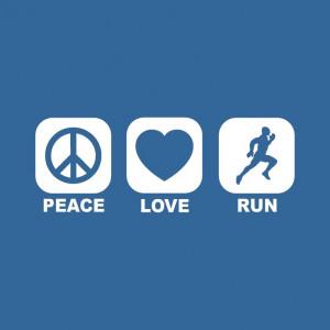 Paz, Amor y Correr