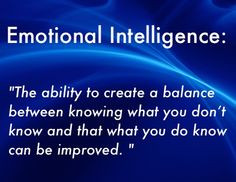 Emotional Intelligence Emotional Intelligence in the Workplace: How to ...