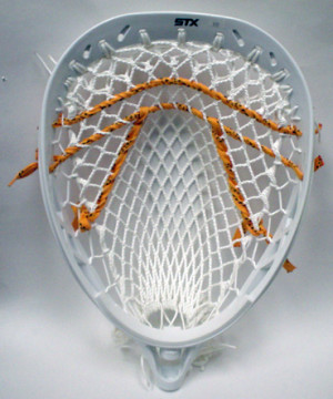 Lacrosse Goalie Quotes Goalie mega mesh power pocket