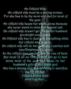 Oilfield Wives
