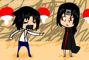 Itachi vs. Sasuke video Download Subtitle Indonesia