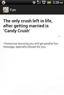 Daily jokes and funny quotes - screenshot thumbnail