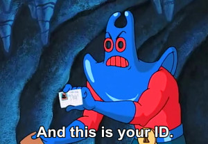 spongebob squarepants patrick patrick star wallet manray mermaid man ...