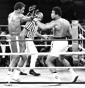 It wasn't until 1971 that Ali would have his first taste of defeat. In ...