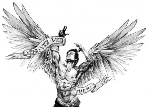 ... . But regardless still GJDM to TheShoupGuy and whoever hand drew zyzz