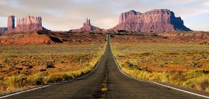 Carretera para los placeres mundanos
