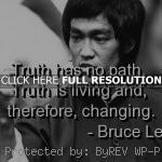... , deep quote bruce lee, quotes, sayings, being, wisdom, brainy quote