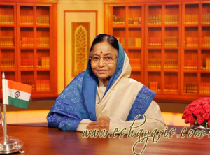 Pratibha Patil-President of India