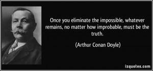 Eliminate Quotes