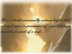 important quotations from pride and prejudice explained