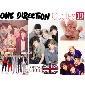 Just Some Of The Best 1D Quotes ♥
