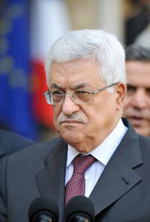Mahmoud Abbas l der de la Autoridad Nacional Palestina Autor Getty
