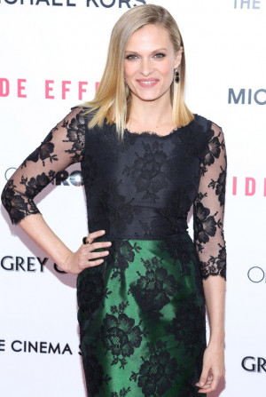 Vinessa Shaw Picture 1 - New York Premiere of Side Effects
