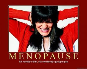 menopause funny