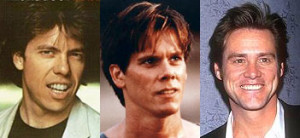 kevin bacon vs jim carrey and Color Schemes