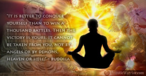 Buddha Quotes Conquer Yourself