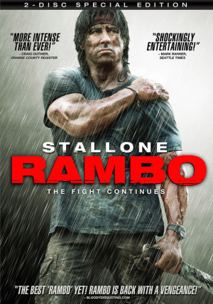 Rambo Quotes and Sound Clips
