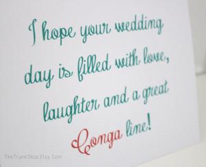 Funny Sayings Write Wedding