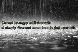 romantic couple rain quote love in rain wallpaper landscape photo
