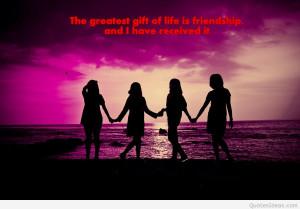 Best amazing friendship quote hd
