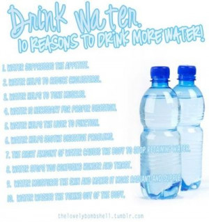 Drinking Water Funny Pictures Quotes Photos