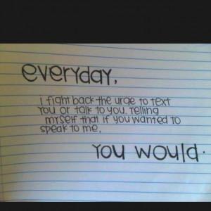 Legit feeling I have