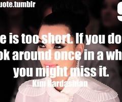 Kim Kardashian Quotes Tumblr Popular kim kardashian images