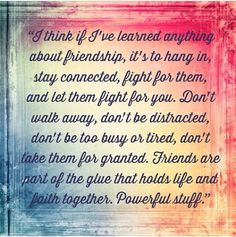 ... to me friendship quotes, special friendship, losing touch with friends