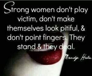 Strong Women Quotes Facebook Strong women q.