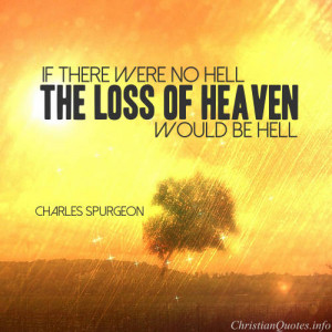 ... charles spurgeon quote heaven and hell charles spurgeon quote images