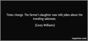 More Carey Williams Quotes