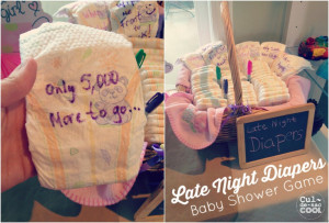 Funny Baby Sayings For Diapers Late night diapers baby shower