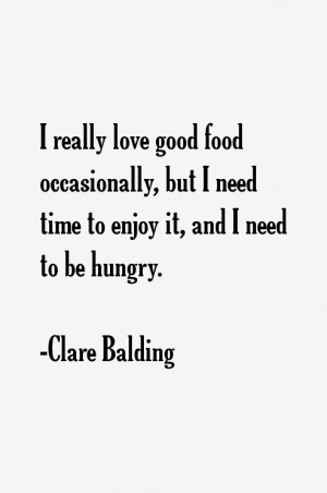 Clare Balding Quotes & Sayings